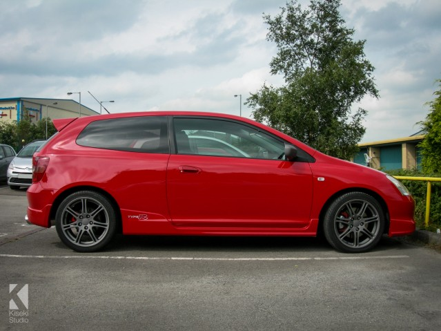 alloy wheel refurbishment honda civic type r ep3 kag automotive care. Black Bedroom Furniture Sets. Home Design Ideas