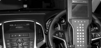 Car Diagnostic Reports at KAG