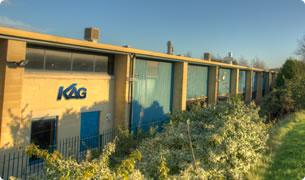 KAG Headquarters in Bradford