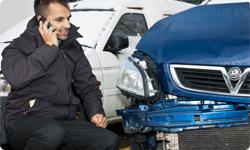 KAG Accident Repair Process Step 1