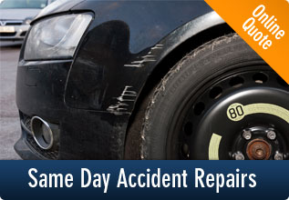 SameDay Accident Repairs