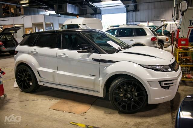 Land Rover Range Rover Evoque ONYX