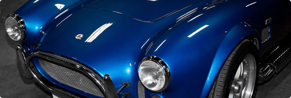 Custom Painted AC Cobra Replica