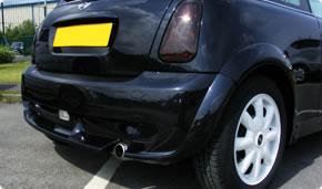 BMW Mini Cooper Bodykit Conversion