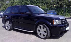 Range Rover Sport Kahn Bodykit